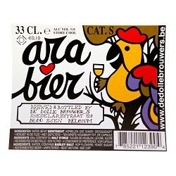 De Dolle AraBier 33 cl