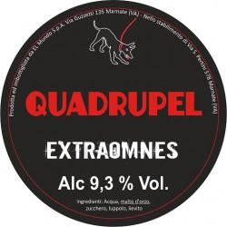 Extraomnes Quadrupel 33 cl