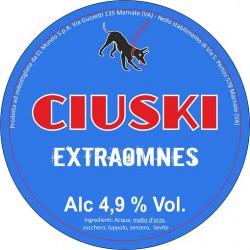 Extraomnes Ciusky 33 cl