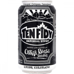 Oskar Blues Ten Fidy 33 cl